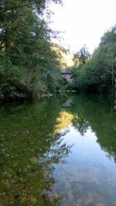 Fontaine des Amours bei Rennes-les-Bains