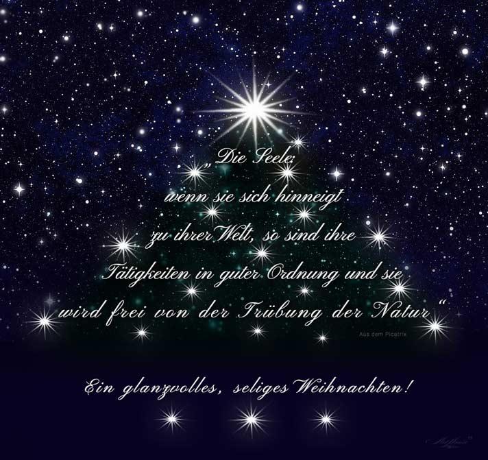 Weihnacht Ursprung